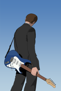 Guitarist_vector_by_SanityP
