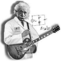 Einstein Guitar